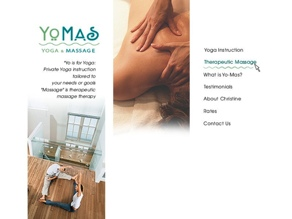 Yo-Mas yoga and massage